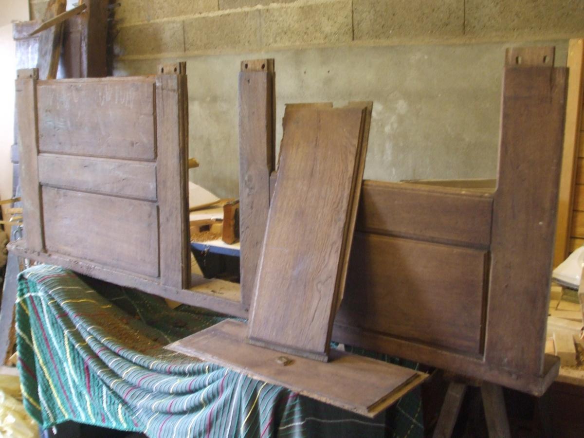 Restaurations De Meubles Anciens Goupil Pierre # Fabrication D'Armoire